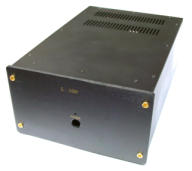 PWRAM-2 Alum./Steel Power Amp chassis case